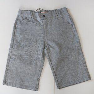 Deux Par Deux Boys Dress Shorts NWT